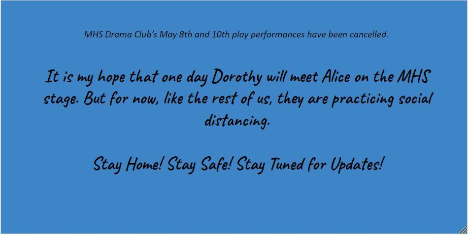 Dorothy Meets Alice Cancellation
