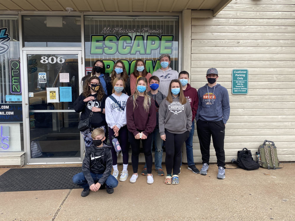 MPACT Leadership Training and Escape Room