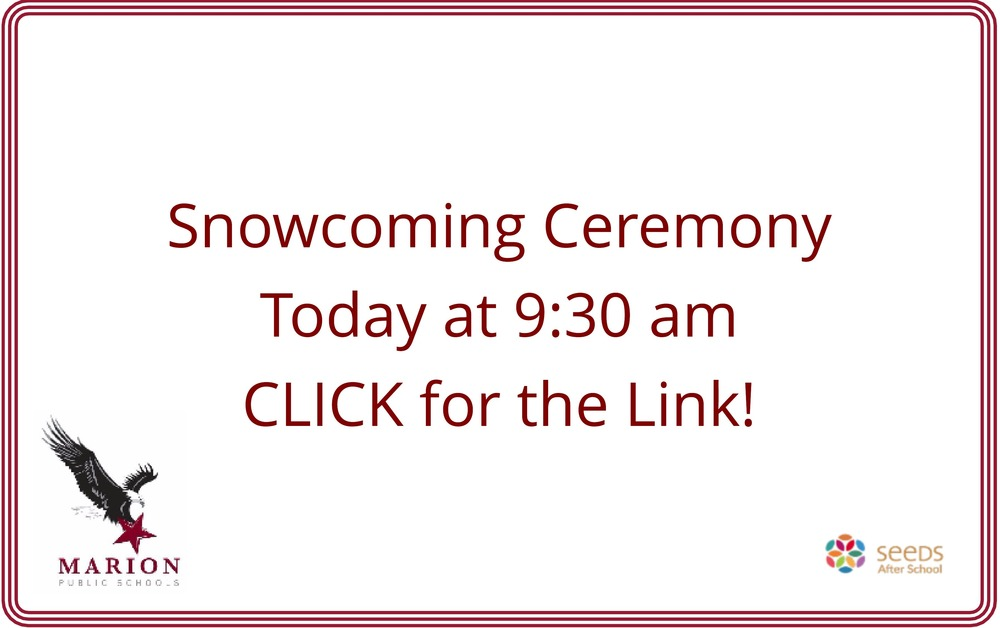 Snowcoming Ceremony
