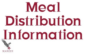 Marion Meal Distribution Information