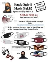 MPACT Sponsors an Eagle Spirit Mask Sale