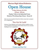 Robotics Open House