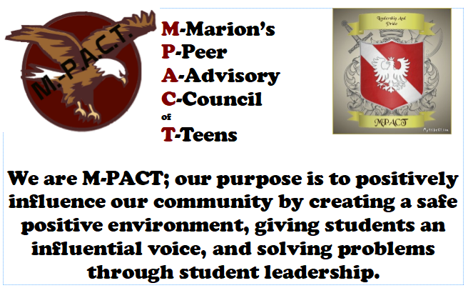 MPACT logo, crest, mission