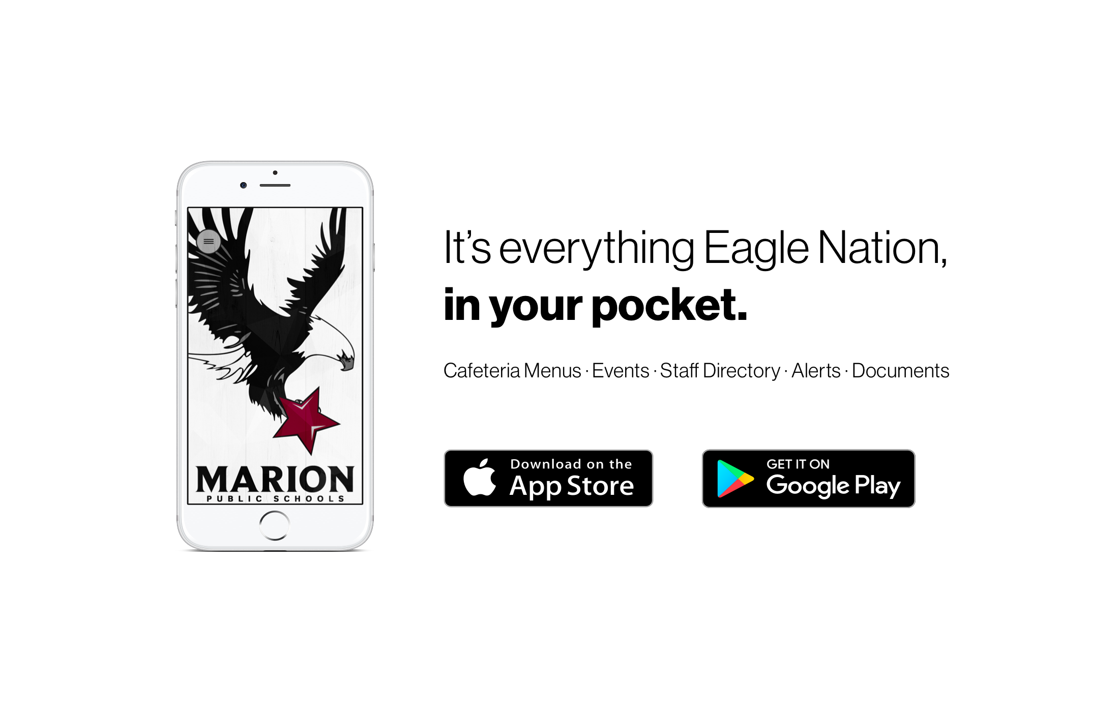 Eagle Nation has a new app.